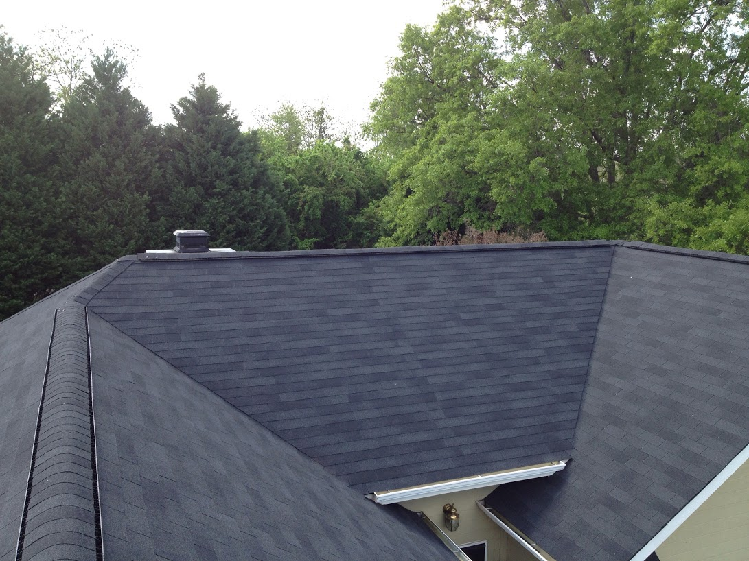 The Most Common And Efficient Type Of Attic Ventilation Consists Of Eave  Vents And Ridge Vents. The U.S. Federal Housing Administration Recommends A  Minimum ...
