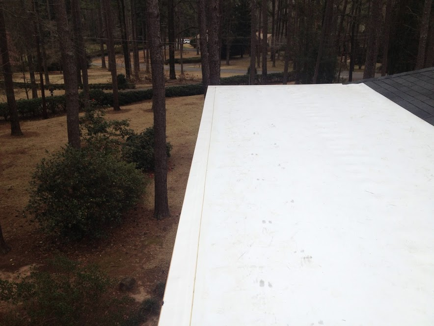 Flat Roofs Roofing L E Schwartz Amp Son Inc